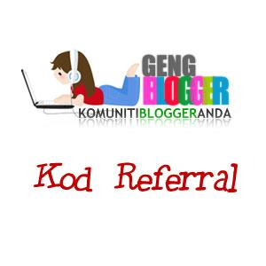 Kod Refferal