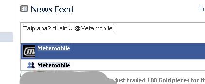 Tutorial Status Update: Tag Profile Lain di Facebook 04