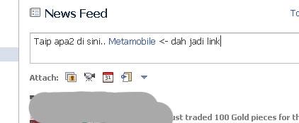 Tutorial Status Update: Tag Profile Lain di Facebook 05