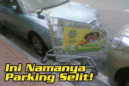 Parking Selit!