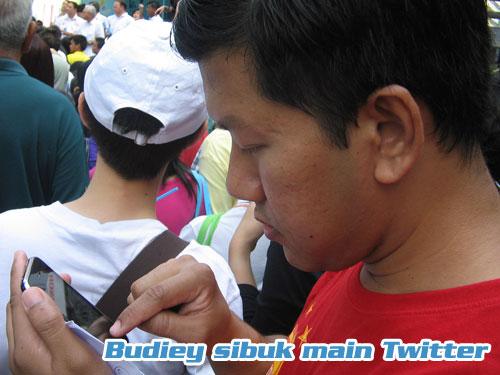 Hari Susu Sedunia @ Pavilion - Lepak Bersama Budiey