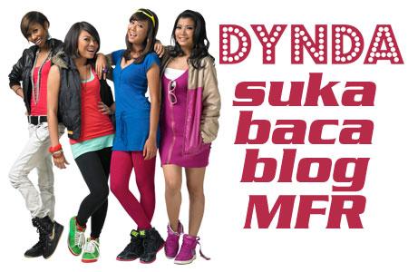 DynDa suka baca blog MFR