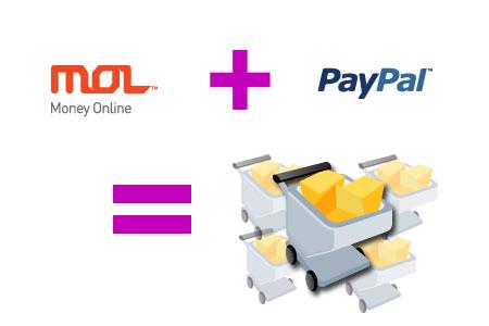 Paypal, MOL Umum Kad Prabayar Baharu