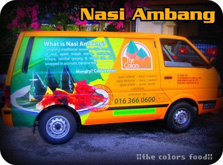 Nasi Ambang The Colors Food