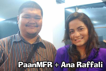 PaanMFR + Ana Raffali