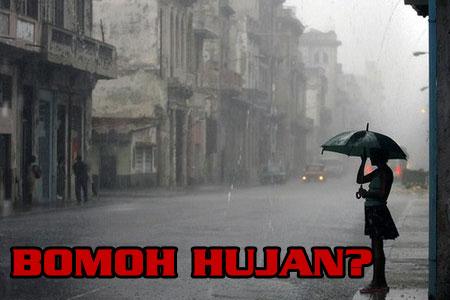 Bomoh Hujan. Wujud kah?