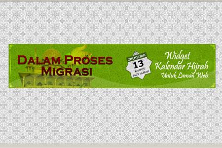 Kalendah Hijrah: Migrasi