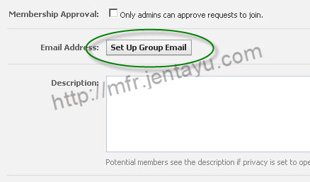 Tutorial Facebook: Evolusi Groups