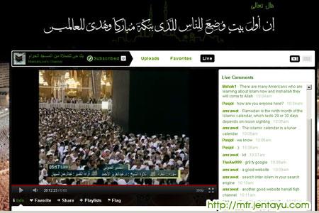 Kembara Tarawih Di Masjidil Haram?