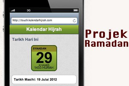 Projek Ramadan 1433H