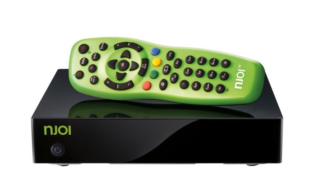 NJOI Decoder & Remote b
